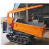 手扶履带运输车小型农用橡胶履带运输车稻田履带运输车工程履带车