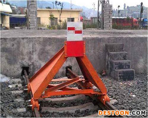 矿用滑动式挡车器1