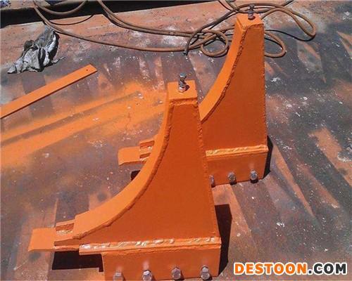 矿用月牙式挡车器4