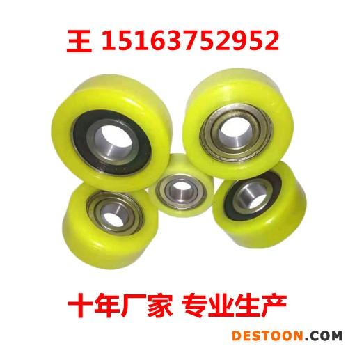 聚氨酯胶轮 (4)