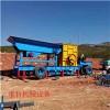 移动破碎机 昭通供应时产150吨1214型方箱式移动破碎站