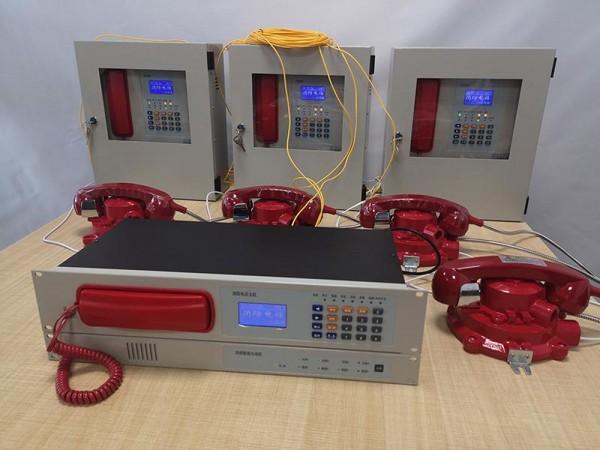 光纤消防电话系统