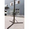 10米手动升降杆避雷针便携式可伸缩天线