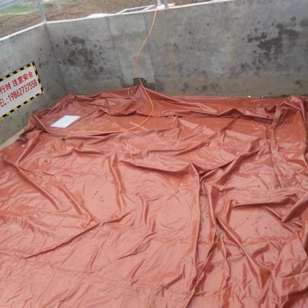 红泥沼气袋123