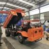 10吨工程专用车 矿用四不像运输车矿洞拉渣运输车厂家生产