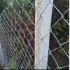 黄石高速公路两边围山镀锌勾花网价格武汉护栏网厂家供应定做
