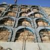 水泥拱形骨架护坡模具 鑫译德模具生产定制